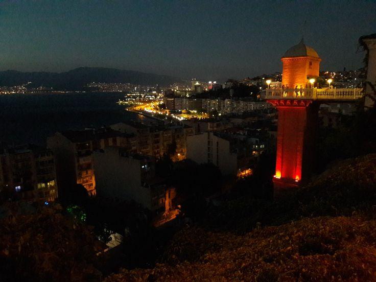 Asansör, Izmir, Turkey