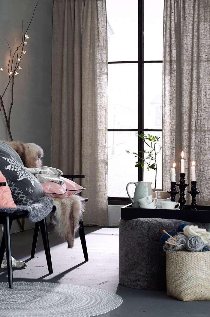 Låt ljuset komma in – gardiner för alla stilar och smaker - Sköna hem