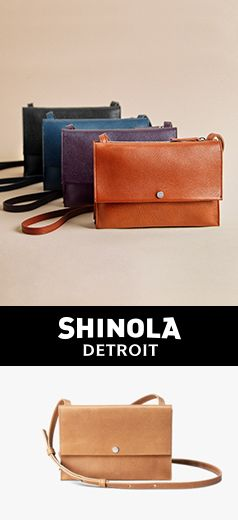 26b266dc3 Shinola - The Accordion Crossbody | Handbags | Bags, Minimalist bag ...