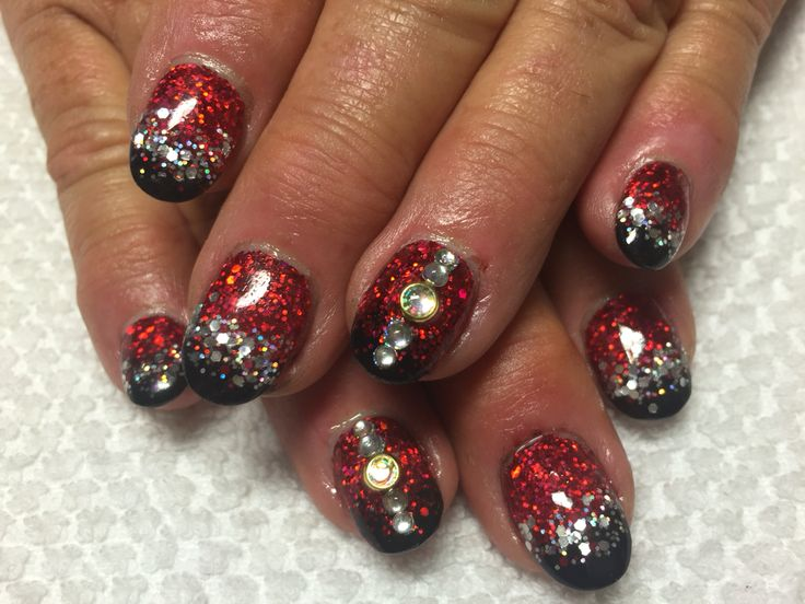 Barbs red bling