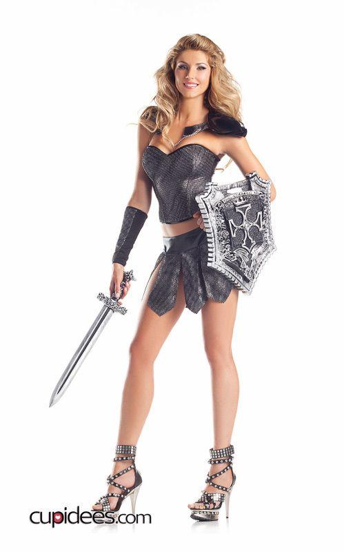 Sexy Gladiatrix Costume - Cupidees.com