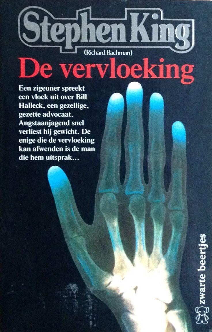 Stephen King: de vervloeking (als Richard Bachman)