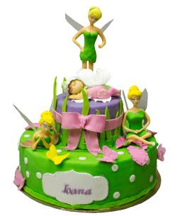 Tinkerbell-Cake