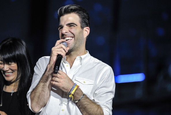 Zachary Quinto - 'Star Trek' Stars Hang Out in Tokyo