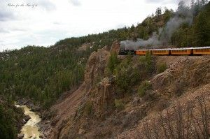 Our Secret's Out - We Love Trains #Silverton #Colorado #steam train #retireforthefunofit