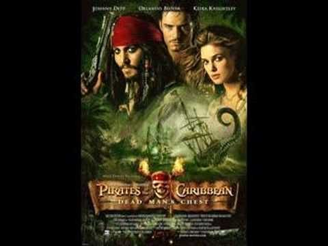 Davy Jones' theme song from Pirates of the Caribbean: At World's End