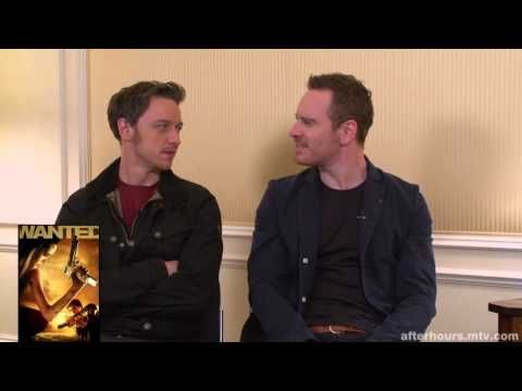 'The Yes/No Show' With James McAvoy And Michael Fassbender - May 25, 2014
