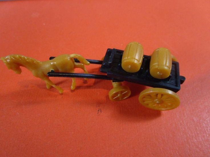 Details Zu MS: Spielzeug Novitech Kutsche Mit Fässer Megaselten (89)