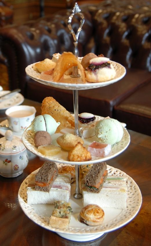Craig's Royal Hotel | High Tea at CRAIG'S ROYAL HOTEL Served on Sundays at 3pm #food #dining #heritage #weekend #travel