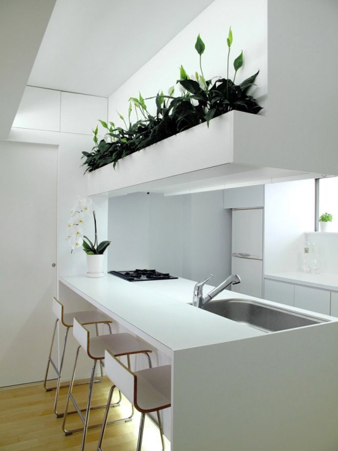 Contemporary Japanese Home Design, M Mansion by BAKOKO   DesignRulz.com