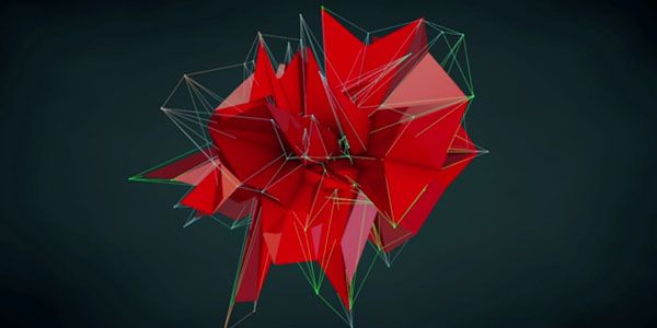 Polygon Reduction Deformer Effect in Cinema 4d