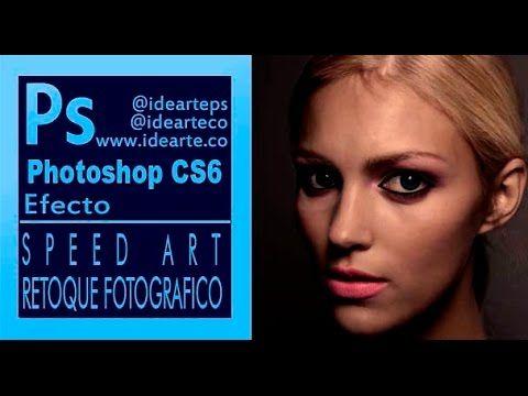 SPEED ART RETOQUE FOTOGRAFICO BY @IDEARTEPS