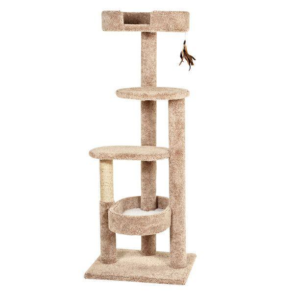 Whisker City City Hotel Cat Tree Furniture Towers Petsmart Tree Furniture Cat Trees For Sale Cat City