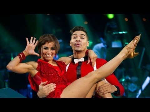 Louis Smith & Flavia Cacace Charleston to 'Dr Wanna Do' - Strictly Come Dancing 2012 - BBC One