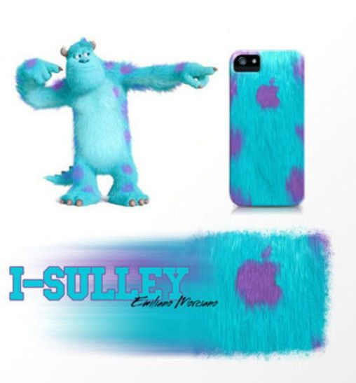 I-Sulley Disney iPhone case