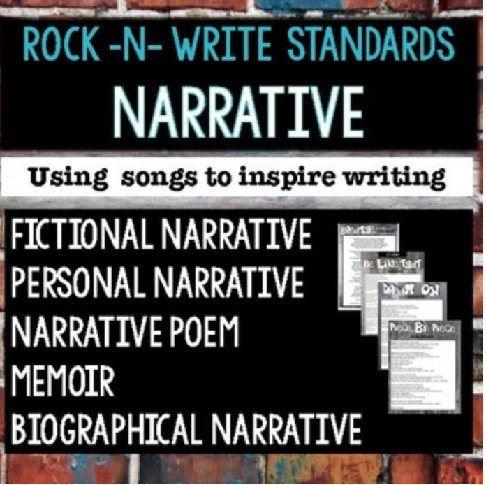 a personal narrative about singing and writing songs Example of a college admission essay on personal about: music / piano / goal  college admission essay on music  and in september 2005 won the 3rd prize at the golden ship national.