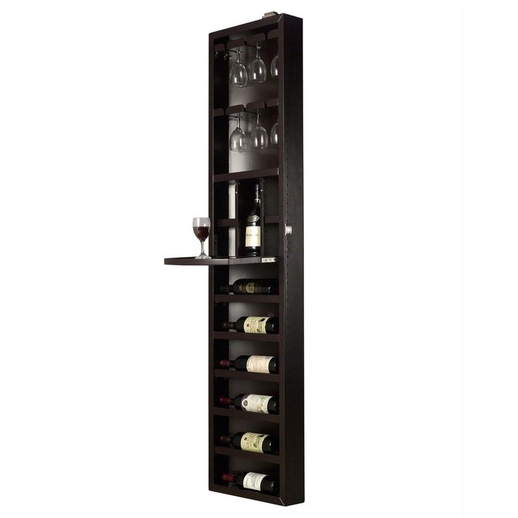 Cabidor Wine Storage Cabinet Conceals Behind Door - Digital Ramen