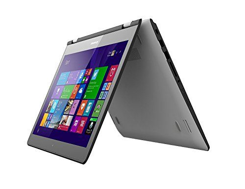 Lenovo Yoga 500-14 Ordinateur portable hybride Tactile 14″ FHD Blanc (Intel Core i3, 4 Go de RAM, Disque dur 1 To, Nvidia GeForce GT 920M,…