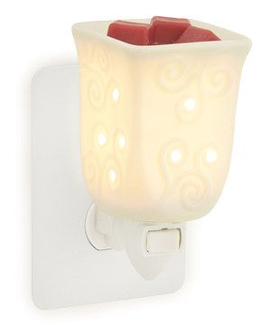Another great find on #zulily! Porcelain Plug-in Wax Warmer by Candle Warmers #zulilyfinds