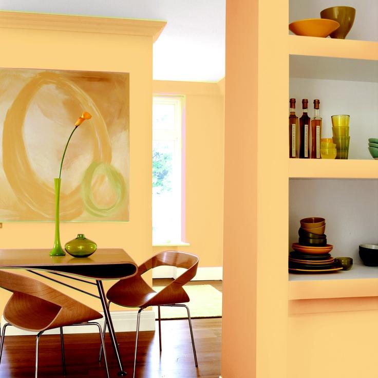 Stunning Colores Para Pintar Paredes Cocina Comedor Ideas - Casas ...