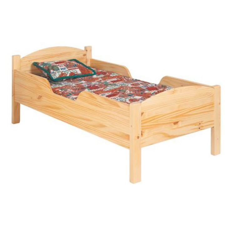 Little Colorado Traditional Toddler Bed - No Cutout - 088NANC