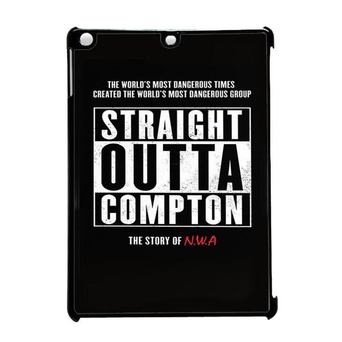Straight Outta Compton Nwa iPad Pro 9.7 Case Dewantary