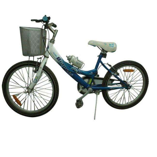 Bicicleta Aro 20 Bianchi - Sensacional