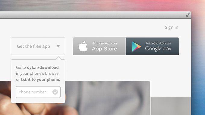 app download 20 Gorgeous Examples of UI Design   Part 8