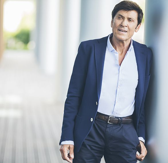 music portrait Gianni Morandi