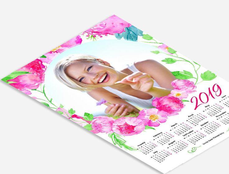 34 Best Calendar Template 2019 Images By Luslana On Pinterest