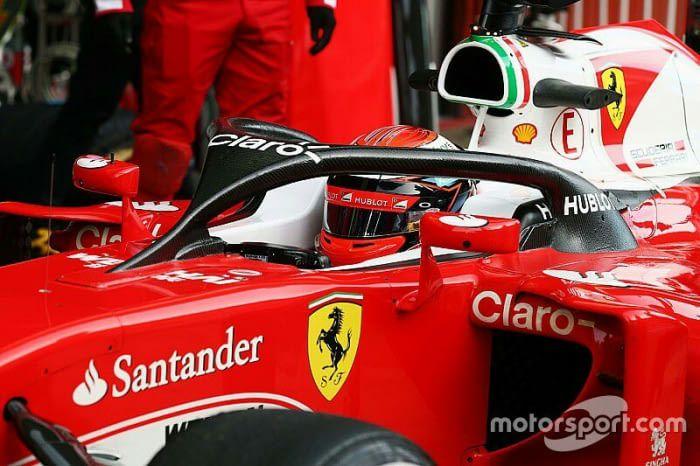 Thoughts On The F1 Halo Ferrari Ferrari World Indy Car Racing