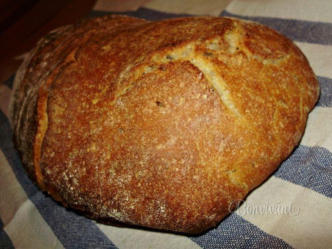 Kváskový chlieb s okami • článok • bonvivani.sk