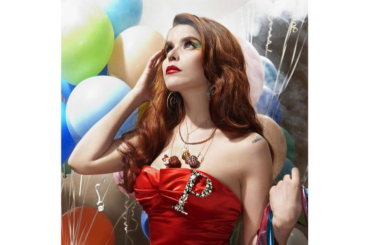 Paloma Faith Album Artwork | * * P E T R A S T O R R S * *