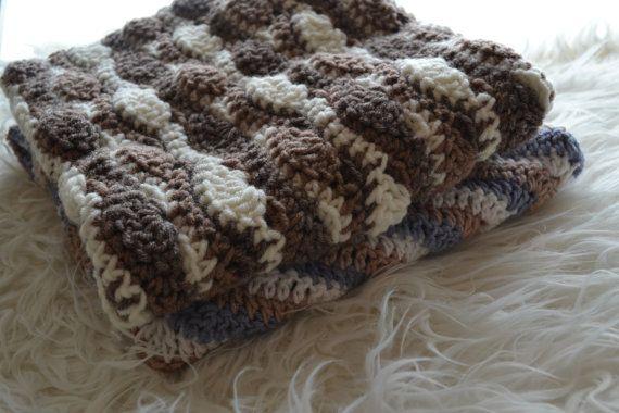 Newborn Blanket Blnket Unique Blanket Gorgeous by knitbabyclothes, $41.00