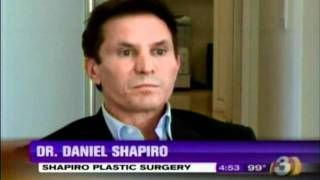 Plastic Surgery & The Job Market with Dr. Daniel Shapiro on Channel 3 News