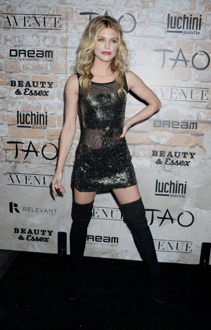 FunFunky.com Annalynne Mccord – Tao Group La Grand Opening Block Party : Global Celebrtities (F) - Page 3