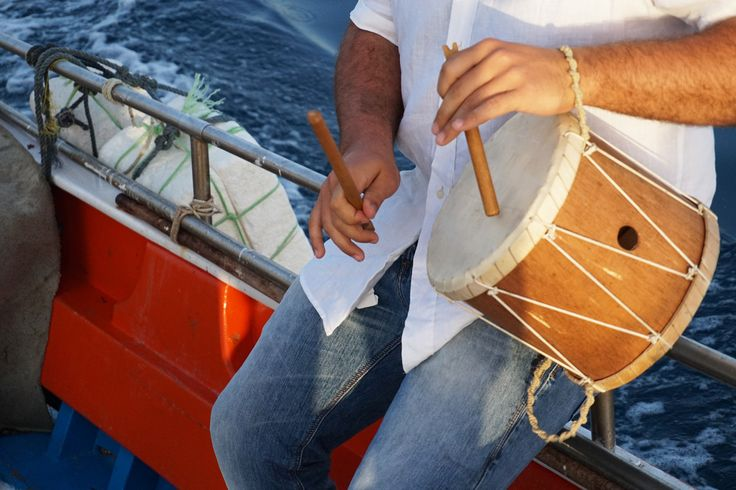 greek musical instruments paros fishing concept live