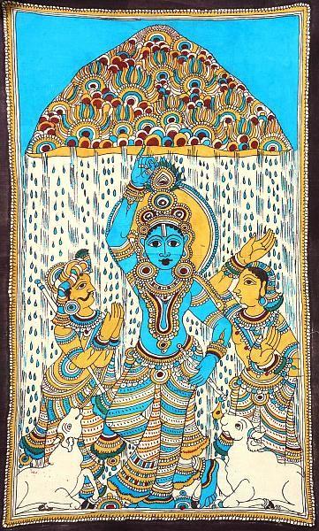 Indian Painting Styles...Kalamkari Paintings (Andhra Pradesh)-po82.jpg