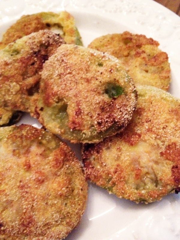 Fried Green Tomatoes recipe | Favorite Recipes | Pinterest