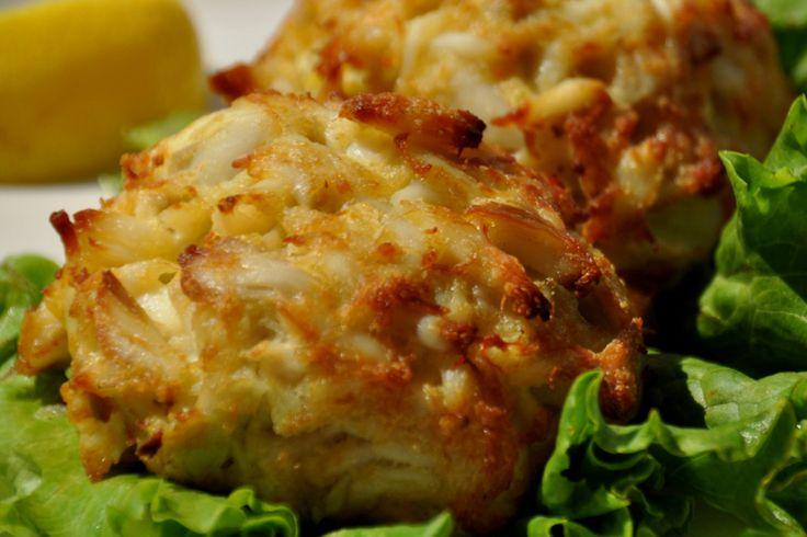 Crab Cake Baltimore Recipe Food Network