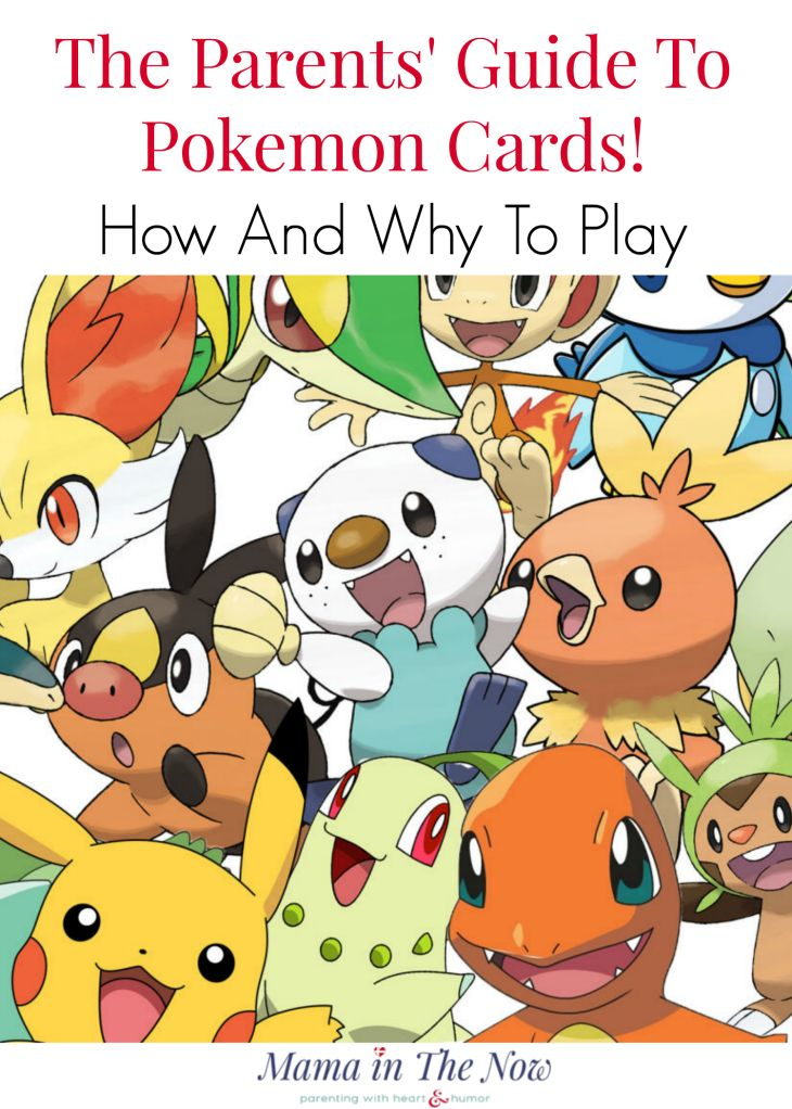 Parents' Guide | Pokemon.com