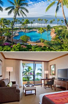 A Travel + Leisure World's Best hotel in Maui.