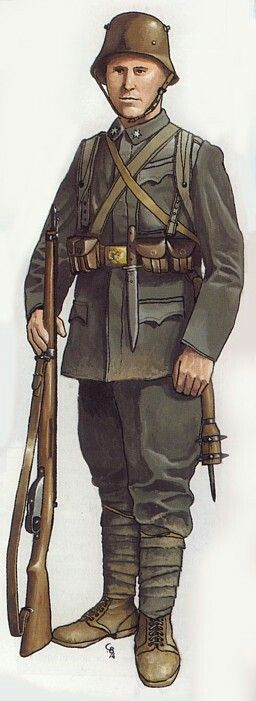 Austro-Hungarian Army WWI - pin by Paolo Marzioli