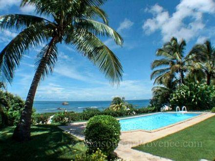 La vue de la location de vacances Villa à Saint-François ,Guadeloupe - photo 22430 Crédits Maison en Provence (TM) / Le propriétaire