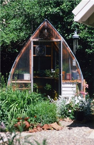 Criteria for a backyard greenhouse