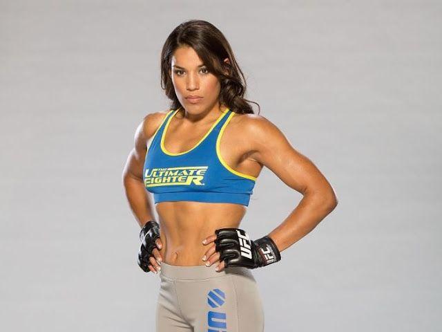 Julianna Pena - Women MMA Fighters