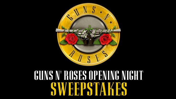 Win a trip to the #GunsNRoses Tour Opening night show from Radio.com and a signed guitar! #GnR #Sweepstakes #rock #Tour #2016