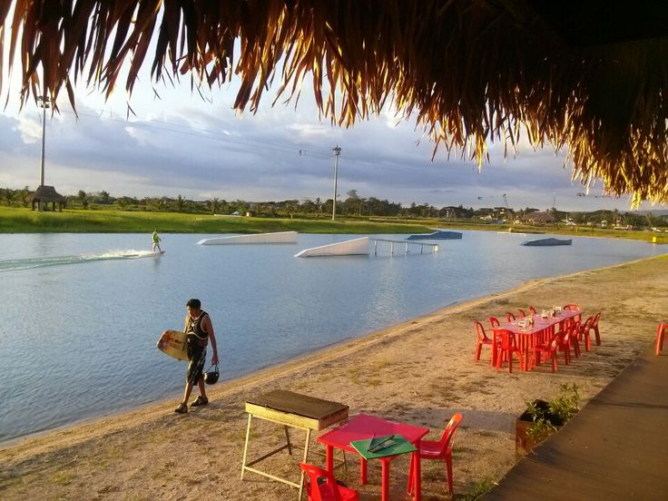 Camsur Watersports Complex (CWC) Wakeboarding, Surfing