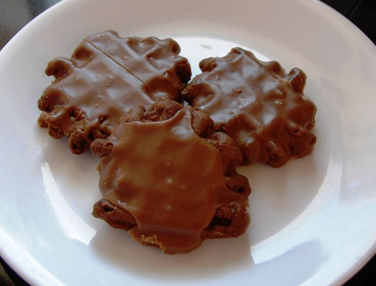 Cookie Recipes | Delicious Chocolate Waffle Cookies | Cookie Recipe Blog