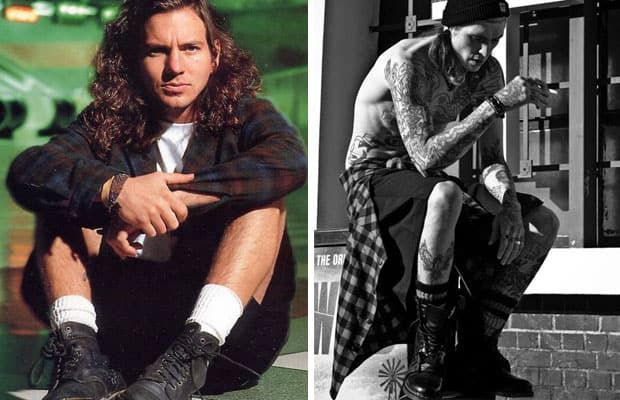 11 Ways '90s Grunge Influenced Streetwear    Hijacked for you by your fav partner in CRIME | http://londoncri.me/party-in-crime-p
